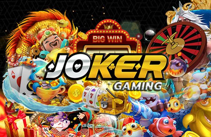 Joker Gaming-เกม