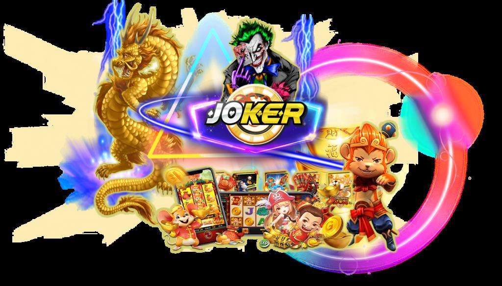 Joker Gaming-คาสิโน