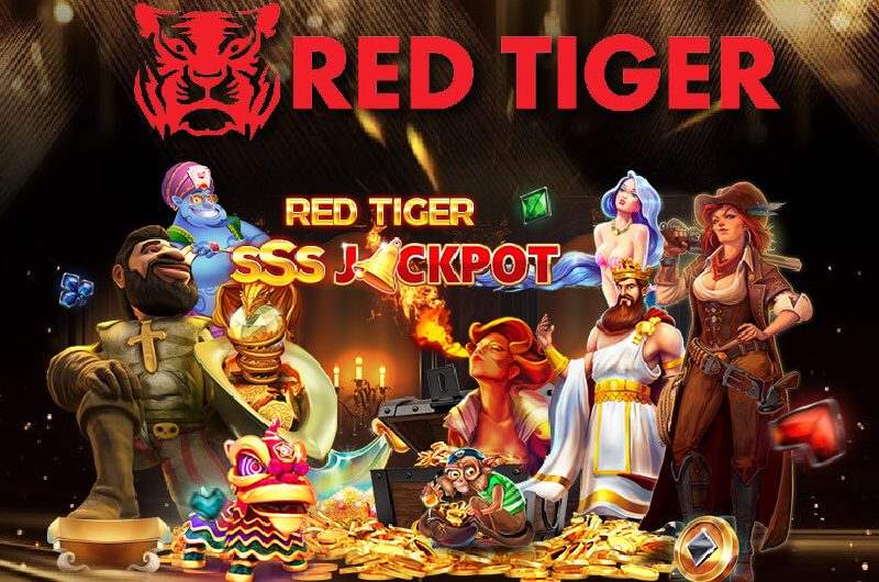 เล่นสล็อตใหม่ จาก Red Tiger