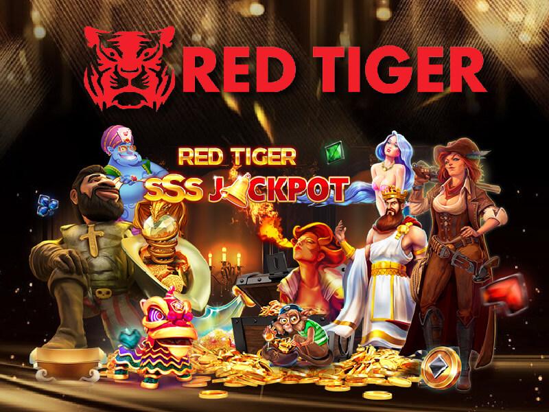 Red Tiger-พนัน