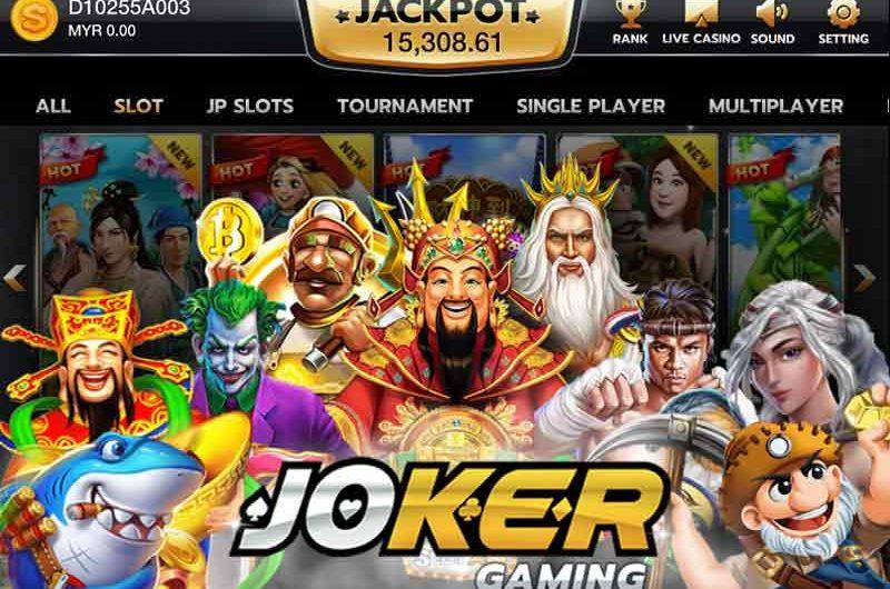 Joker Gaming เล่นสล็อตได้ครบจบในที่เดียว