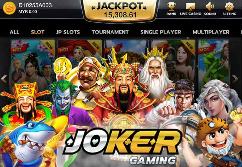 Joker Gaming-พนัน