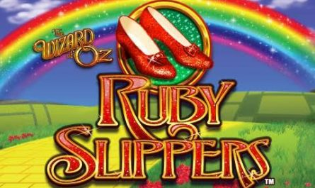 Wizard Of Oz Ruby Sandals-คาสิโน